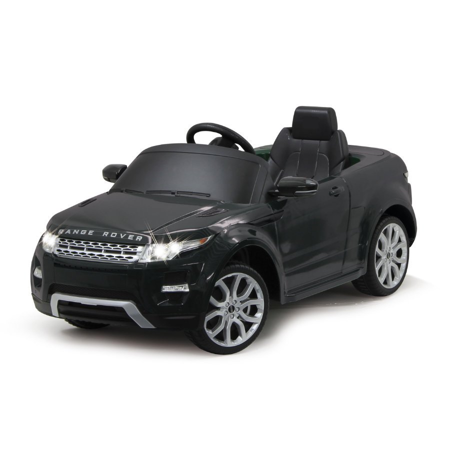 JAMARA Kids Ride-on - Land Rover Evoque, schwarz