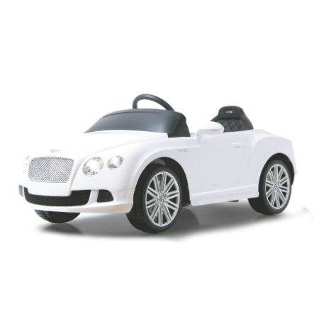 JAMARA Voiture électrique enfant Ride-on Bentley GTC, blanc