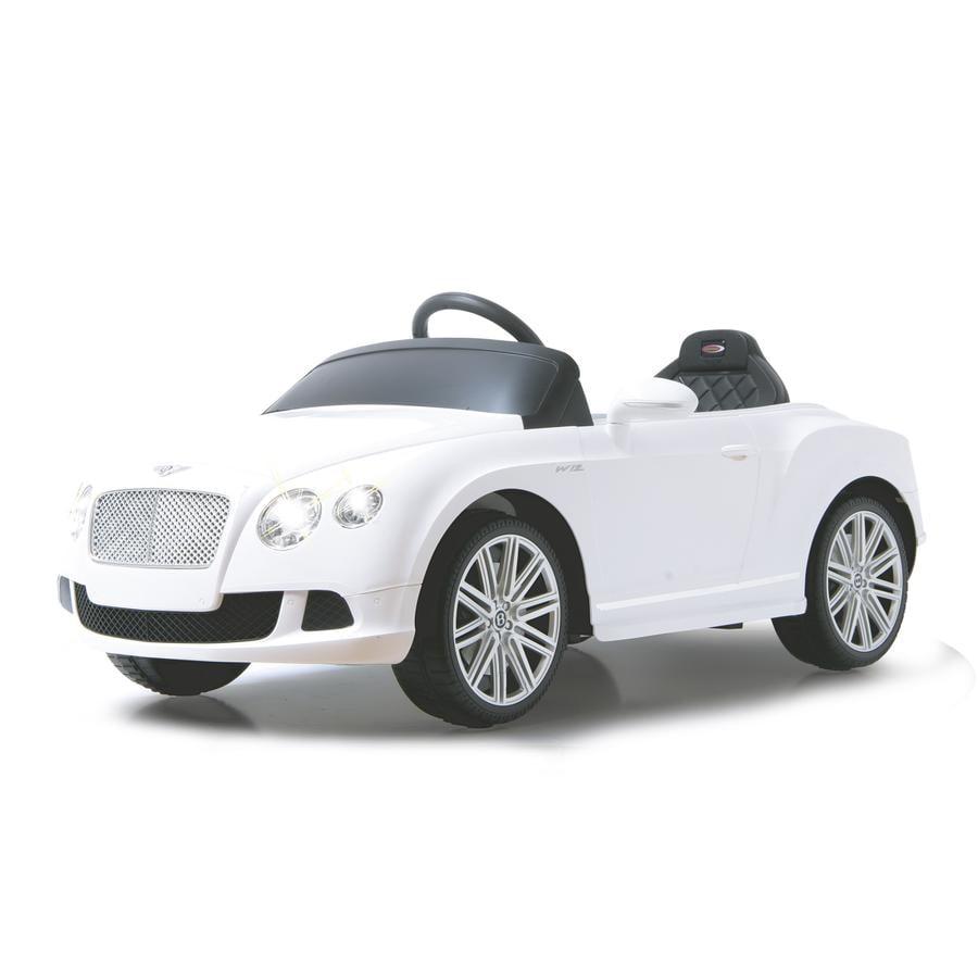 JAMARA Macchina Kids Ride-on - Bentley GTC, bianca