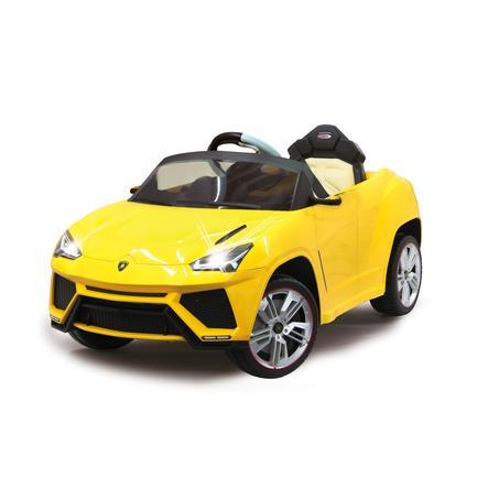 JAMARA Kids Ride-on - Lamborghini Urus, geel, Accuvoertuig