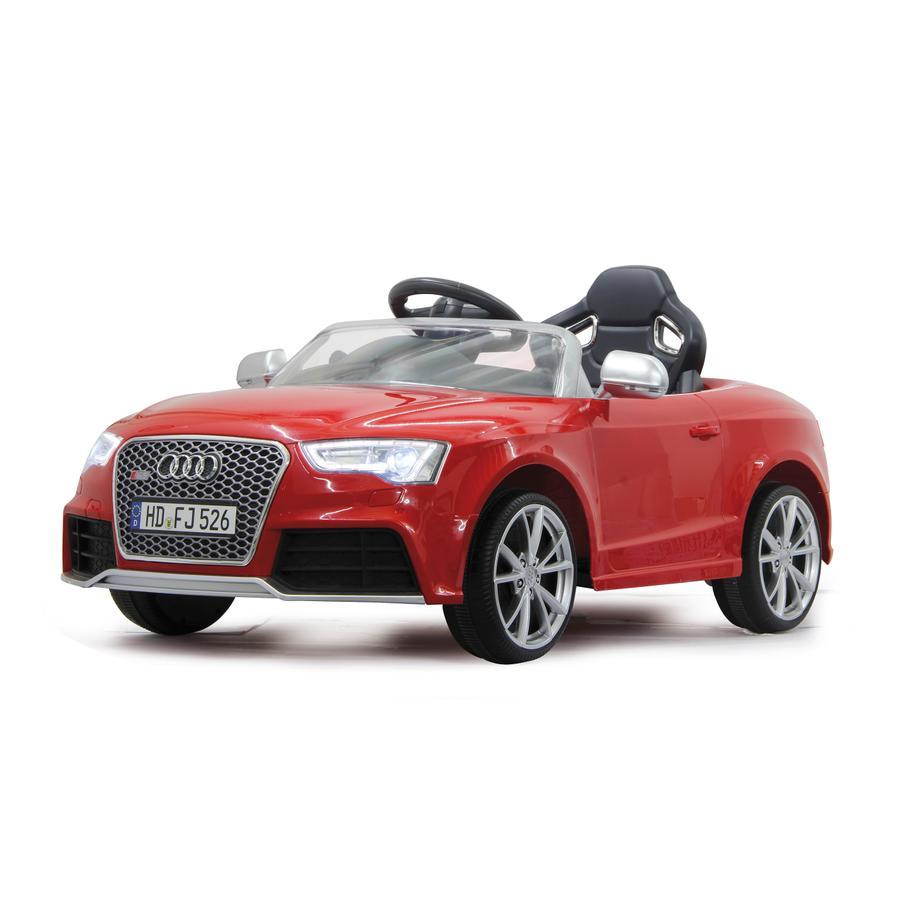JAMARA Kids Jeździk Ride-on - Audi RS5 czerwony 2,4G 12V