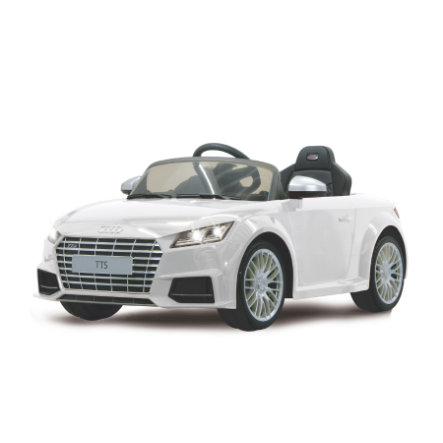 JAMARA Kids Ride-on - Audi TTS Roadster wit 2,4G 6V, Accuvoertuig