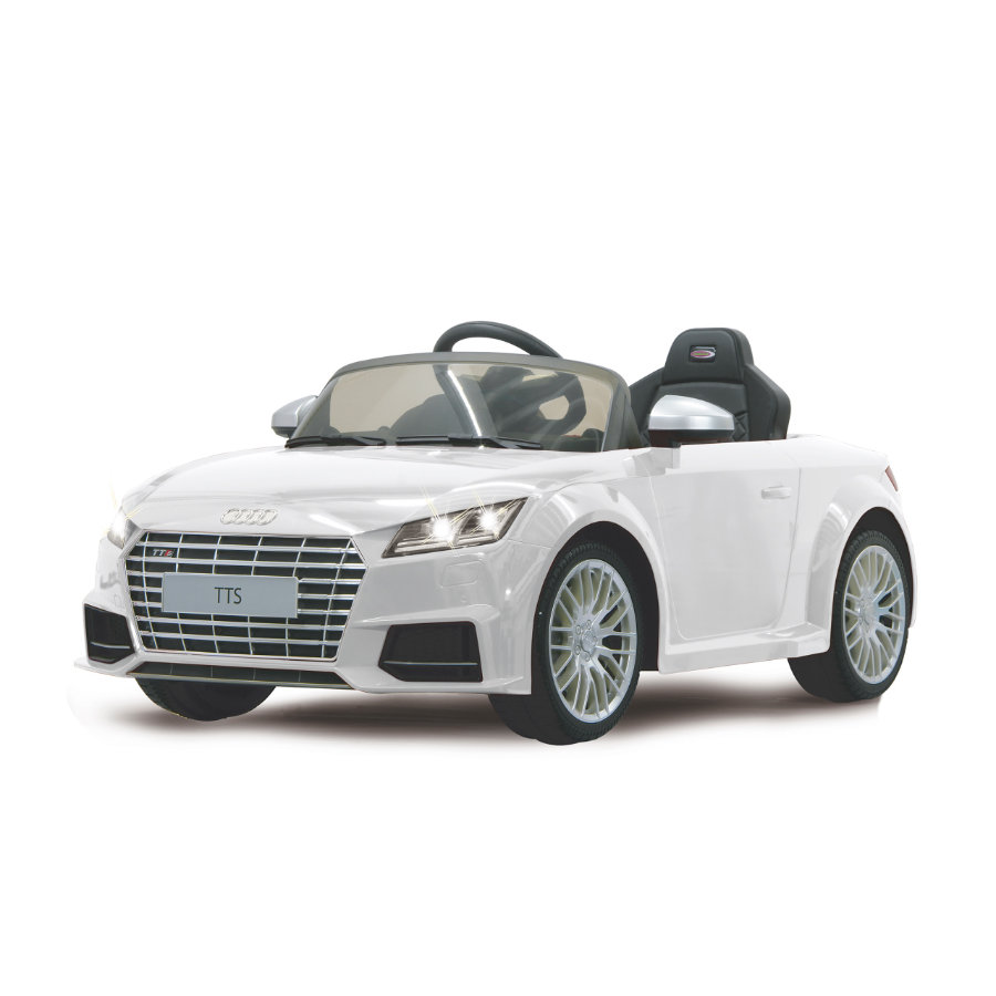 JAMARA Kids Jeździk Ride-on - Audi TTS Roadster biały 2,4G 6V