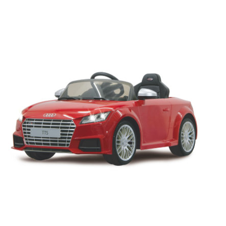 JAMARA Kids Ride-on - Audi TTS Roadster červená 2,4G 6V