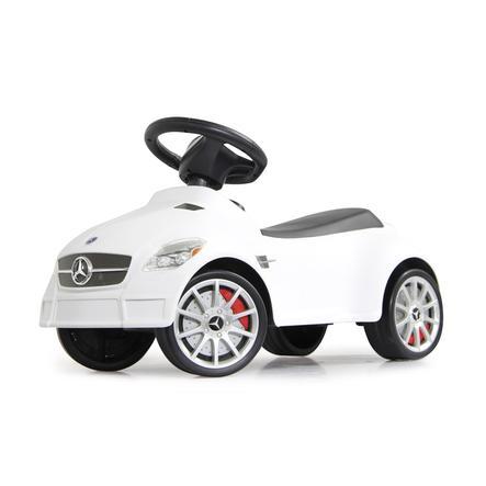 JAMARA Kids Rutscher - Mercedes SLK55 AMG, weiß