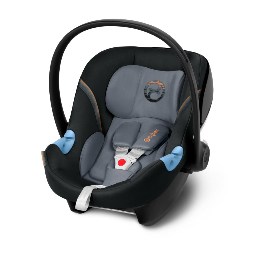 cybex GOLD Babyschale Aton M Pepper Black-dark grey