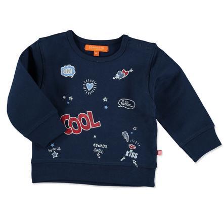 STACCATO Girls Sweatshirt denim blue