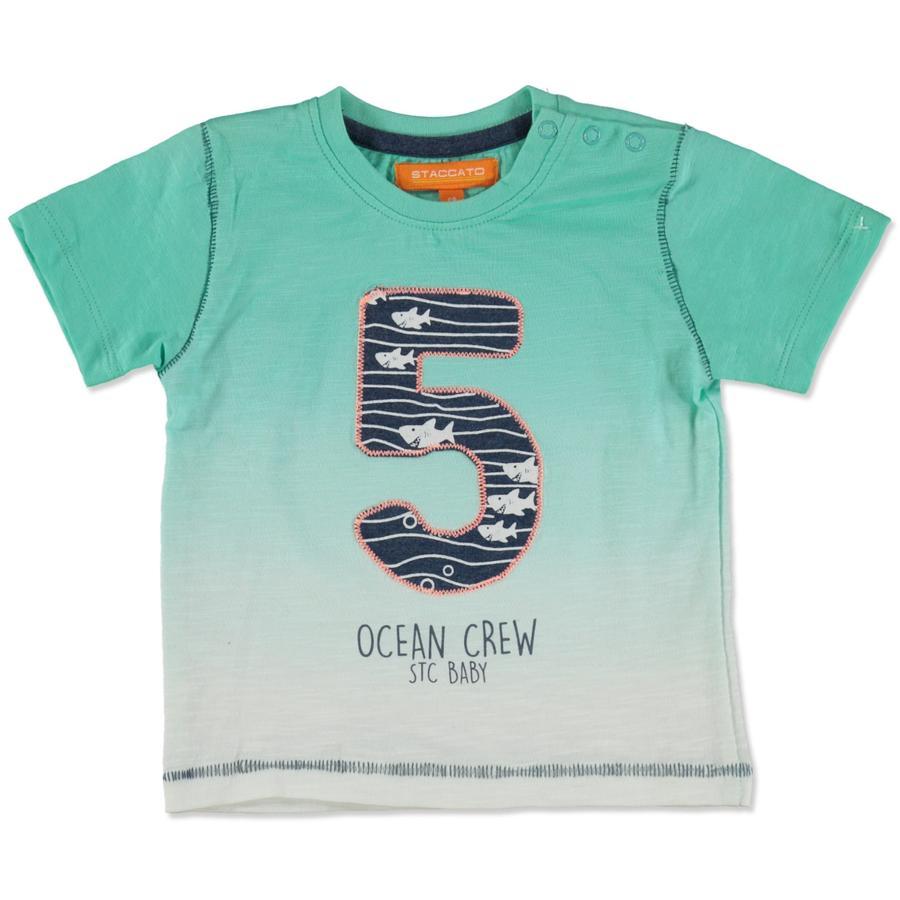 STACCATO Boys T-Shirt vert glacier