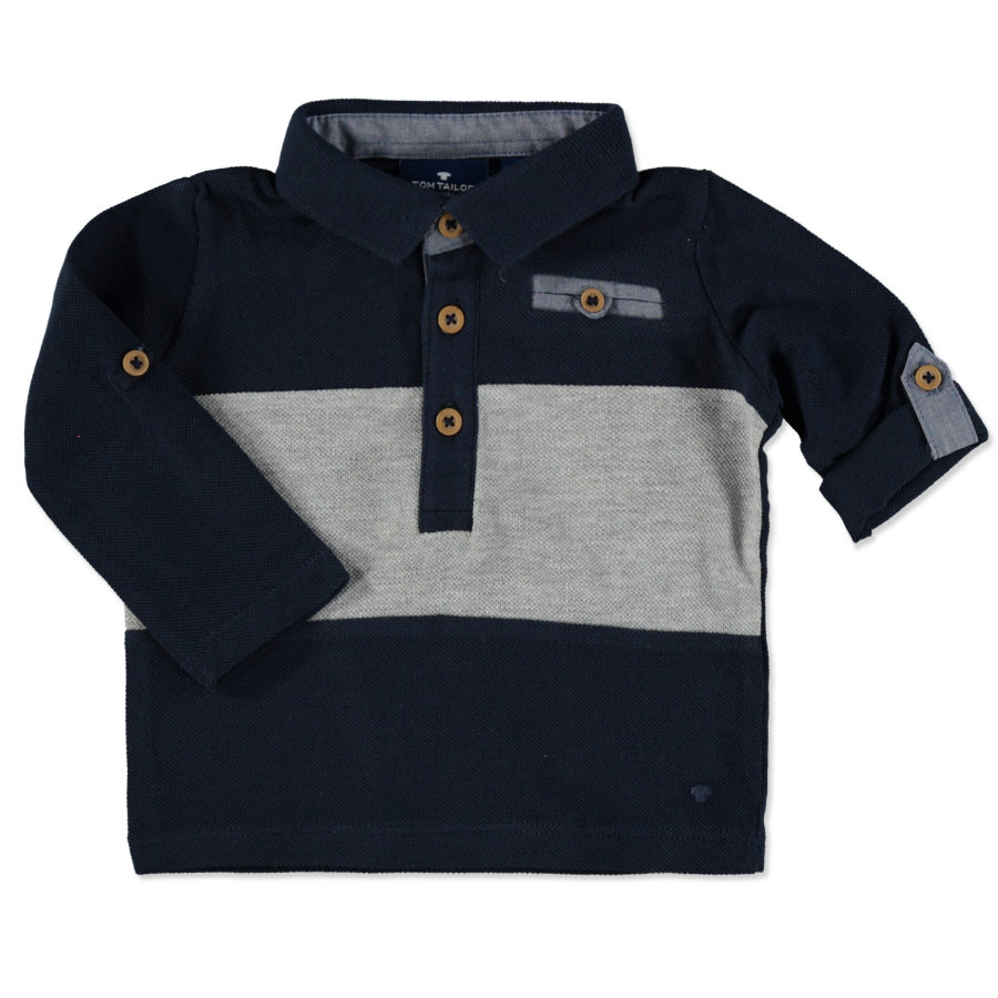 TOM TAILOR Boys Poloshirt