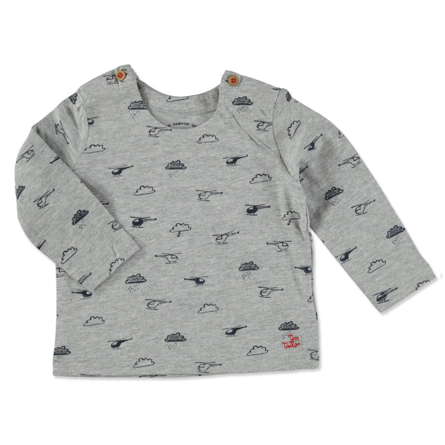 TOM TAILOR Boys Langarmshirt