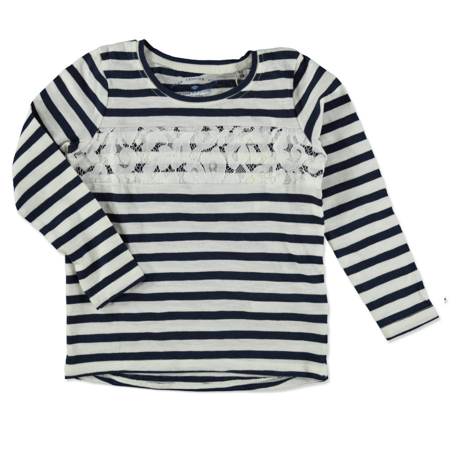 TOM TAILOR Girls Longsleeve