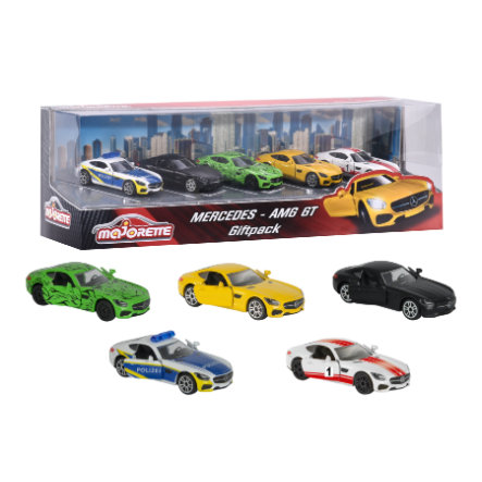 DICKIE Toys Mercedes AMG 5 pcs Giftpack