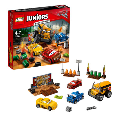 LEGO® Juniors Cars™ Crazy 8 Rennen in Thunder Hollow 10744