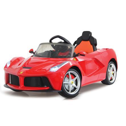JAMARA Kids Ride-on - Ferrari LaFerrari, rood, Accuvoertuig