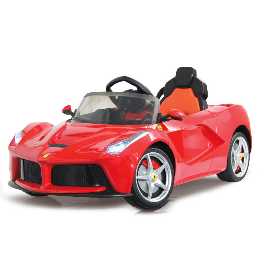 JAMARA Macchina Kids Ride-on - Ferrari LaFerrari, rossa