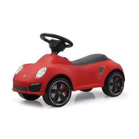 JAMARA Kids Loopauto - Porsche 911, rood