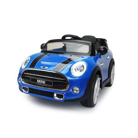 JAMARA Voiture électrique enfant Ride-on Mini bleu 12 V