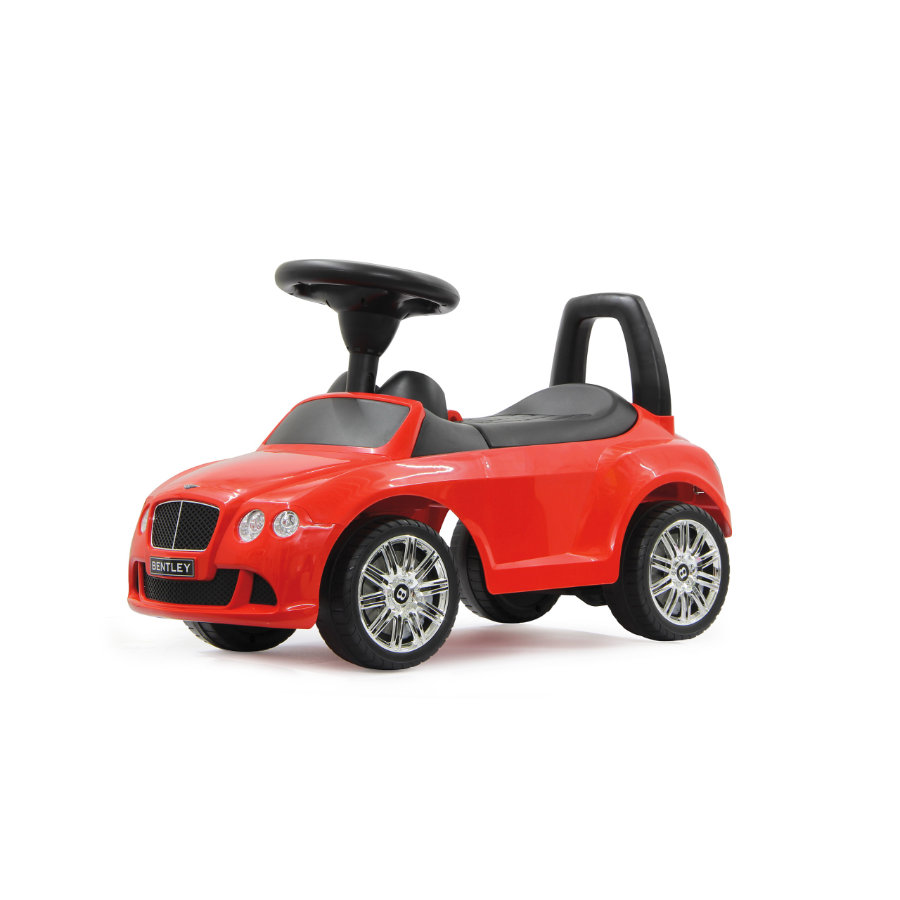 JAMARA Kids Loopauto - Bentley Continental GT Speed, rood