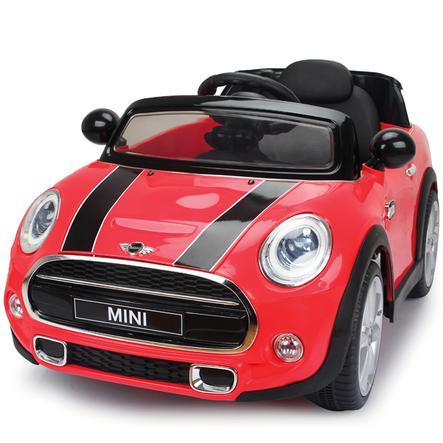 JAMARA Voiture électrique enfant Ride-on Mini rouge 12 V