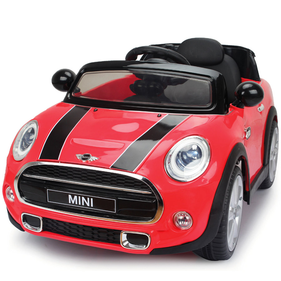 JAMARA Kids Ride-on - Mini, rood 12 V, Accuvoertuig