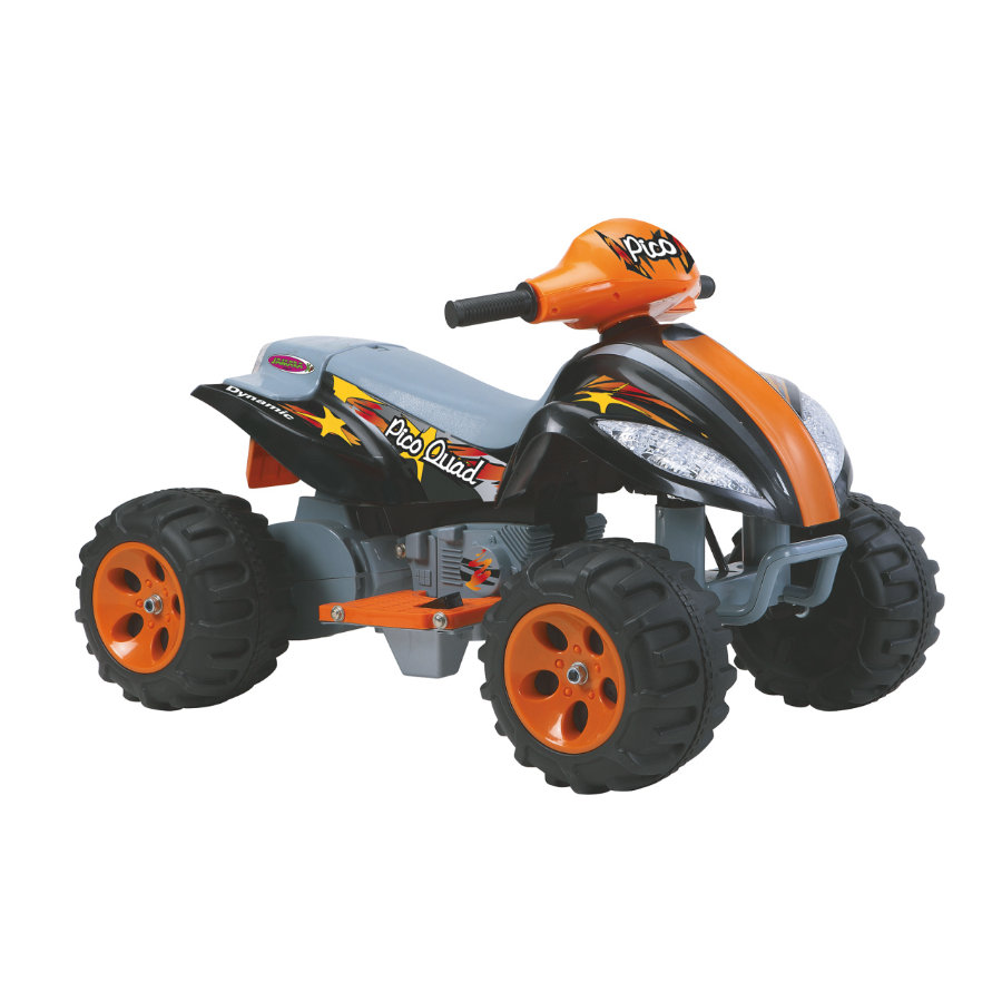 JAMARA Bambini Ride-on Quad Pico 6V, arancione