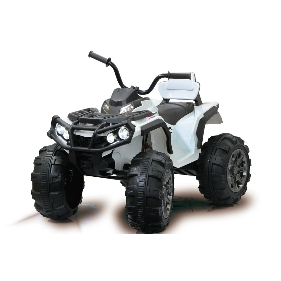 JAMARA Kids Ride-on - Quad Protector, bianco