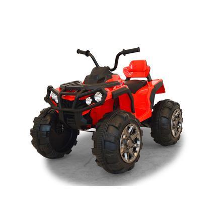 JAMARA Véhicule enfant Ride-on quad Protector, rouge