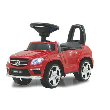 JAMARA Kids Gåbil - Mercedes GL63 AMG, rød