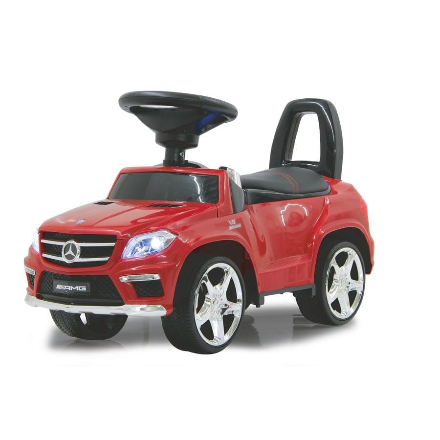 JAMARA Kids Sparkbil - Mercedes GL63 AMG, röd
