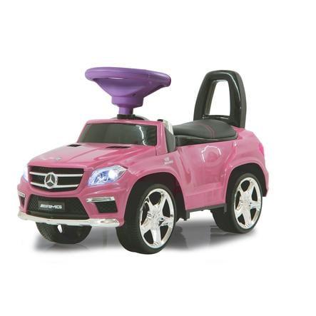 JAMARA Odrážedlo - Mercedes GL63 AMG, pink