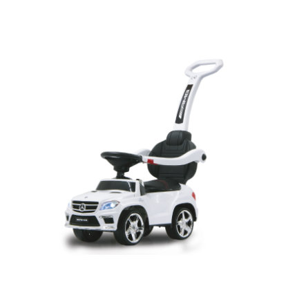 JAMARA Kids Loopauto 2 in 1 - Mercedes GL63 AMG, wit