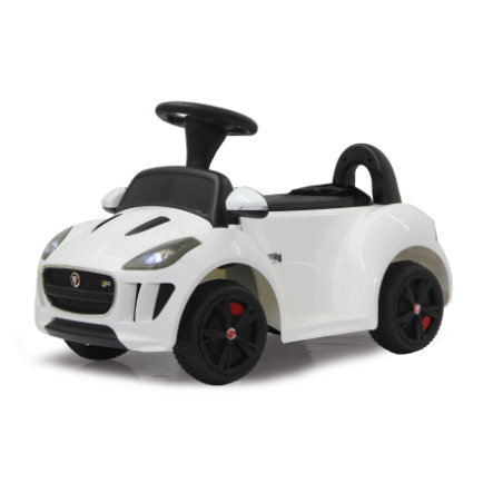JAMARA Kids Ride-on - Kiddy-Jaguar bílý 6 V