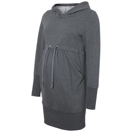 mama licious Sweater MLKARLA Lichtgrijs gemêleerd Sweater MLKARLA