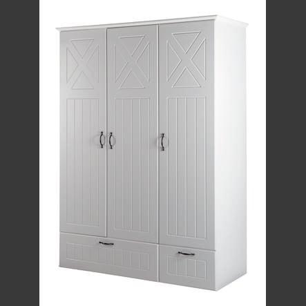 roba Garderobe Constantin 3-deurs 3-deurs Constantin