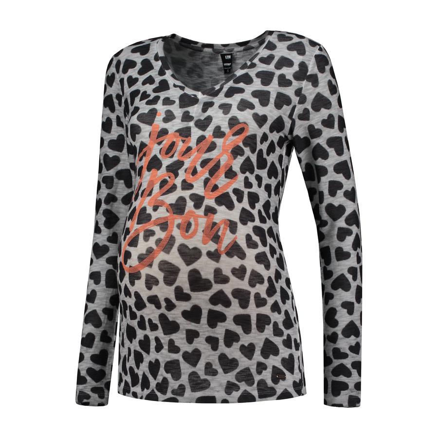 LOVE2WAIT Långärmad skjorta s Bonjour Grey