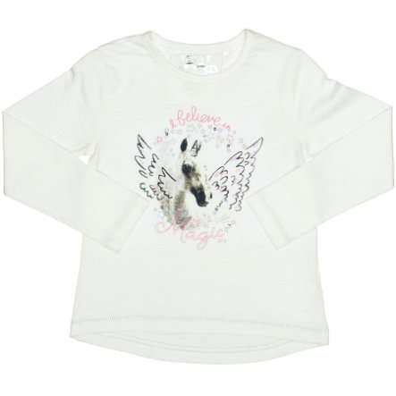 JETTE by STACCATO Girl s T-Shirt blanc cassé