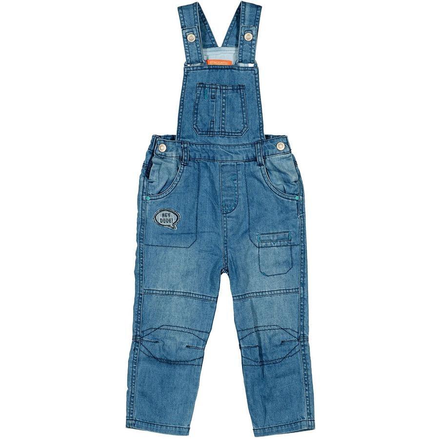 STACCATO Boys Latzhose blue denim