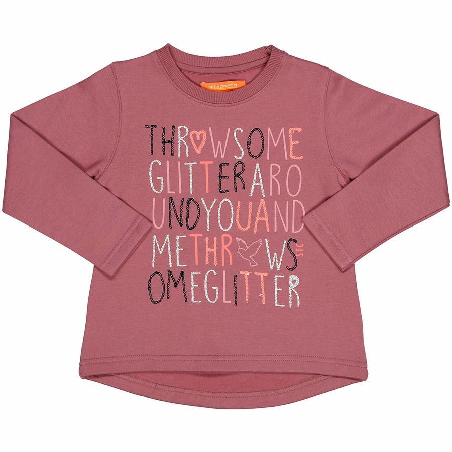 STACCATO Girl s Sweatshirt Marsala