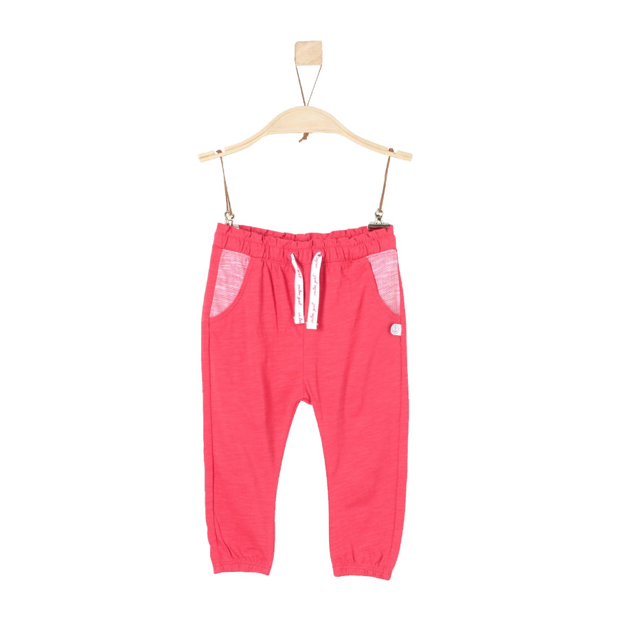 s.Oliver Girl s Sweatbroek roze