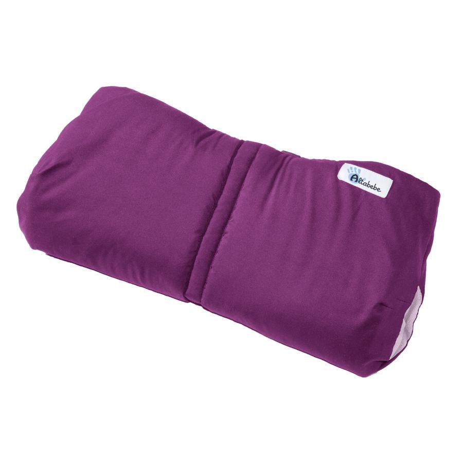 Altabebe Calentador de manos para cochecitos Active Pink-Rosa