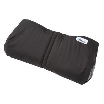 Altabebe Protège-mains Active, noir/gris clair