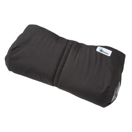 Altabebe Protège-mains pour poussette Active, noir/gris clair