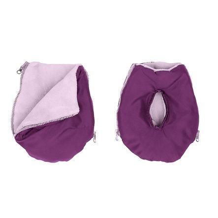Altabebe Protège-mains pour poussette Active, rose/rose vif