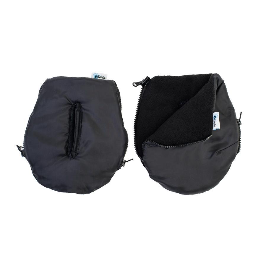 Altabebe handwarmer Active zwart-zwart
