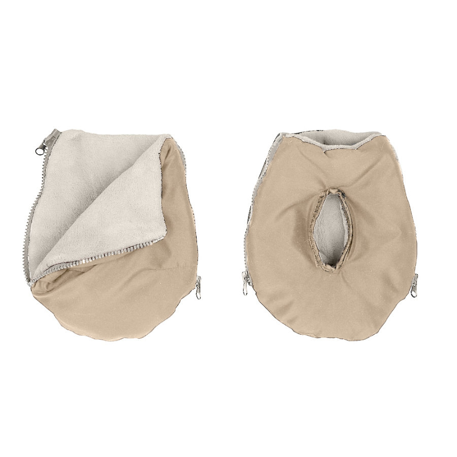 Altabebe Handverwarmer Active Beige White wassing