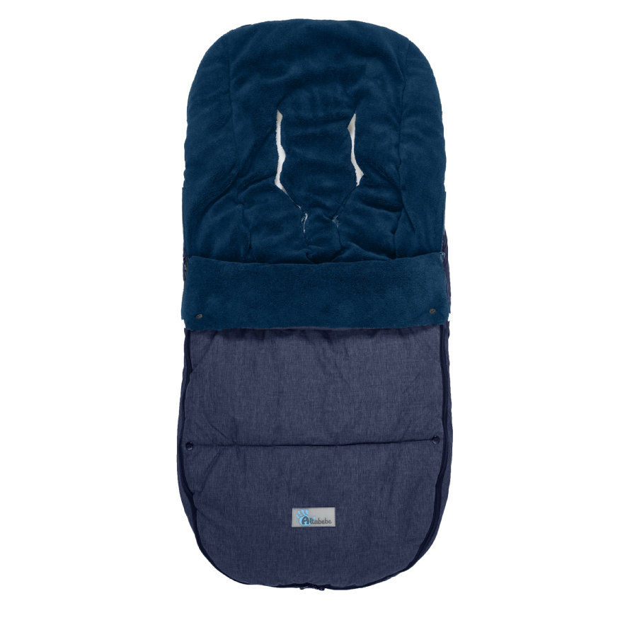 ALTABEBE Zimní fusak Alpin na Bogaboo a Joolz tmavě modrý