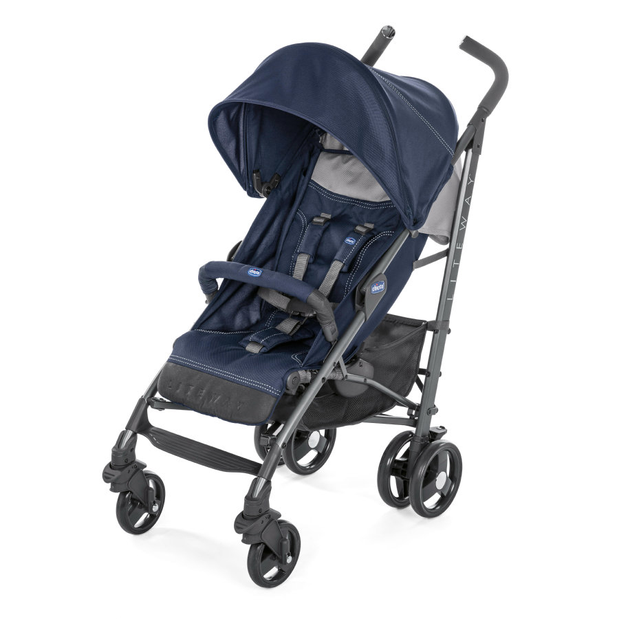 chicco Buggy Lite Way³ India Ink