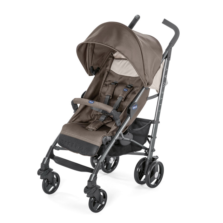 chicco Wózek sportowy Lite Way³ Dove Grey