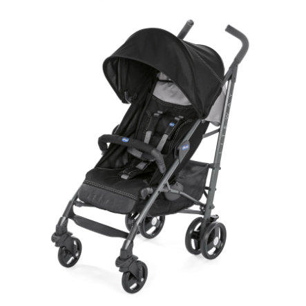 chicco Sportwagen Lite Way³ Jet Black