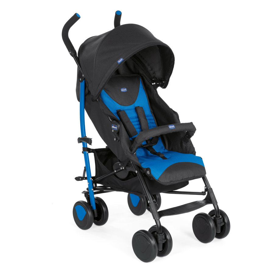 chicco Sportwagen Echo Mr. Blue